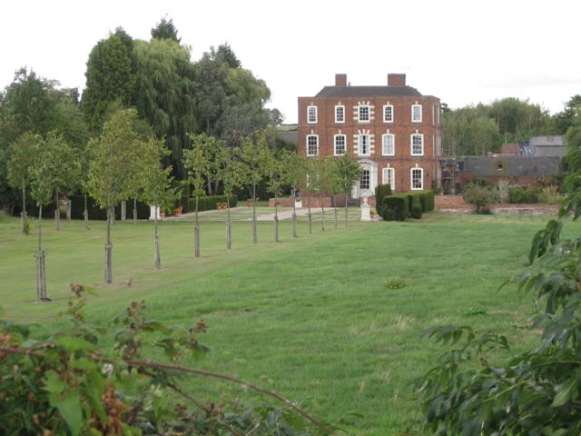 Hurley Hall