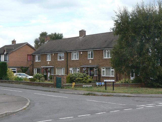 Houses on Moor Road