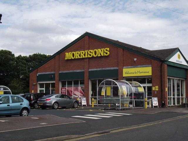 Morrisons' Store