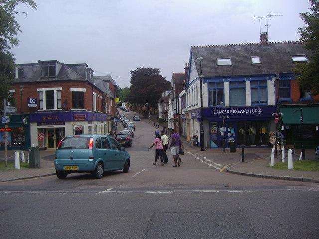 Vaughan Road, Harpenden
