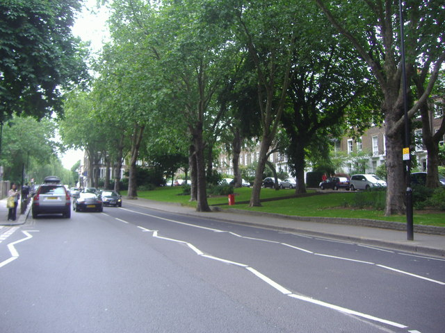 Highgate Road, Parliament Hill
