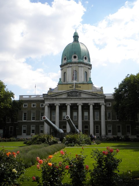 Imperial War Museum, Lambeth Road SE1