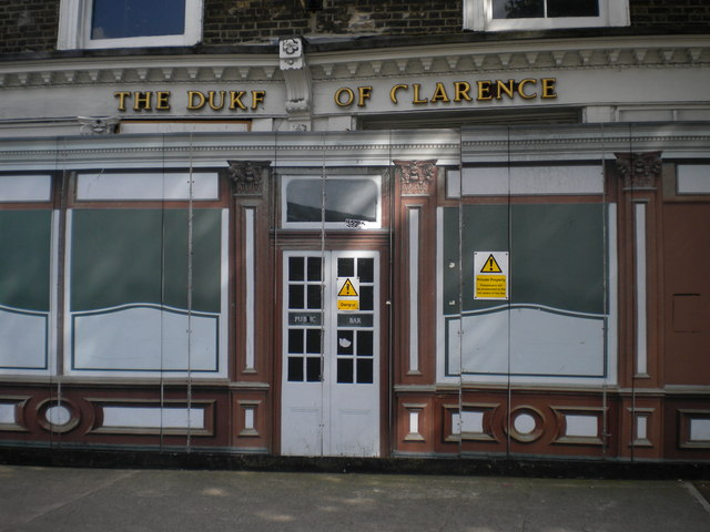 The Duke of Clarence, London Road SE1