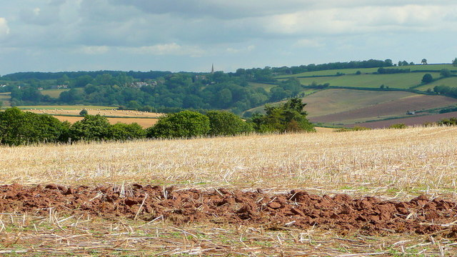 View towards Linton