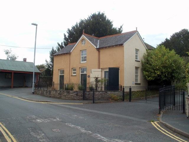 The Stables, Church Street, Bronllys
