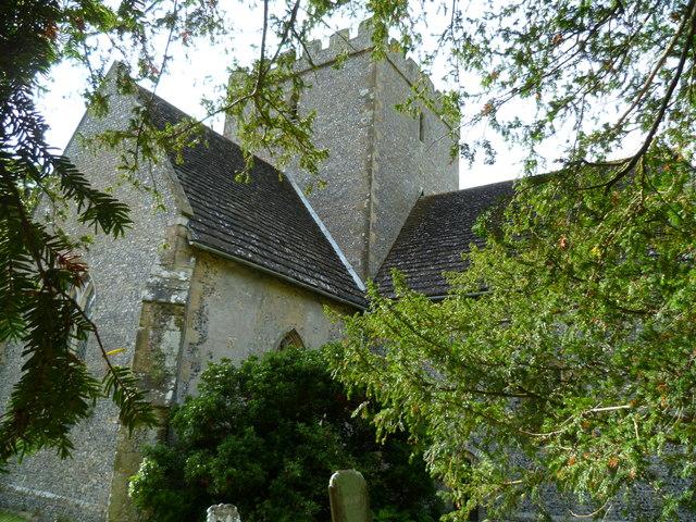 Poynings church