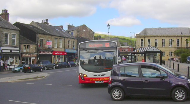 St James Square, Bacup