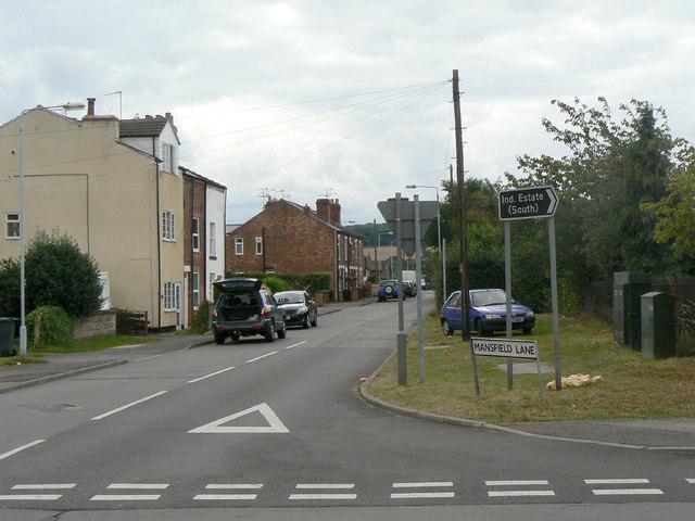 Mansfield Lane