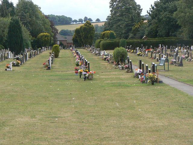 Calverton Cemetery
