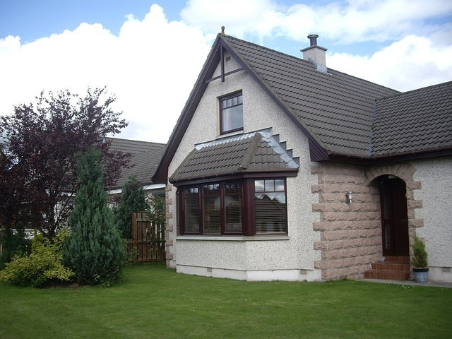 House in Craigour Avenue, Torphins