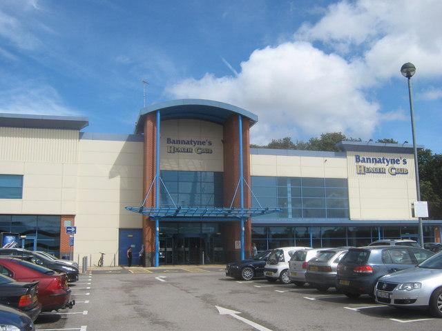 Bannatyne's Heath Club, Ashford