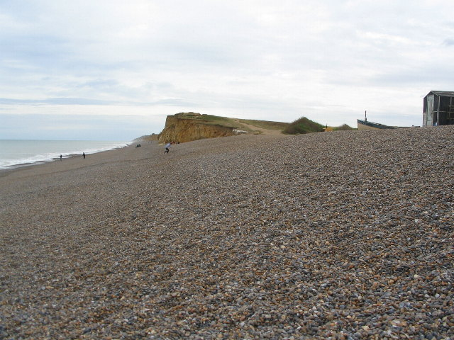 Weybourne shore