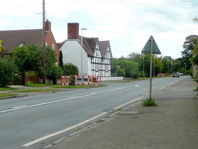 Main Street, Bretforton