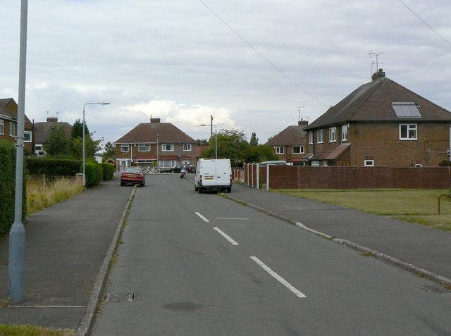 Sherwood Avenue