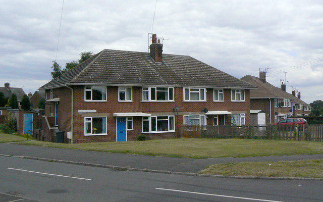 Houses on Collyer Road
