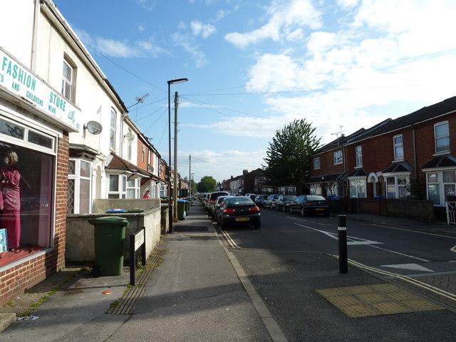 Summer in Derby Road