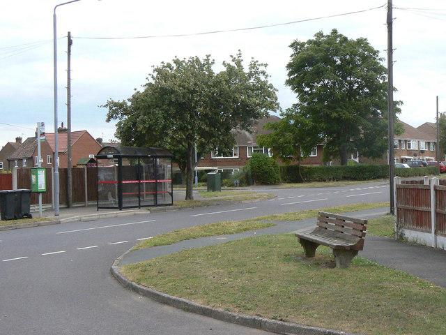 Collyer Road at Lee Road