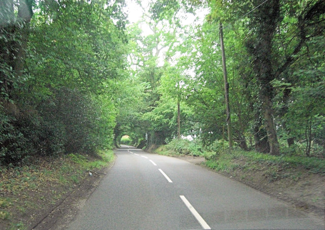 Un-named road south of Bowden Green