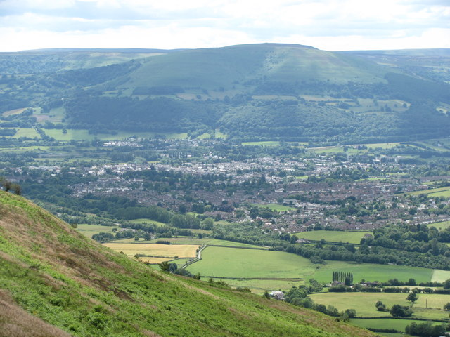 View from the Skirrid