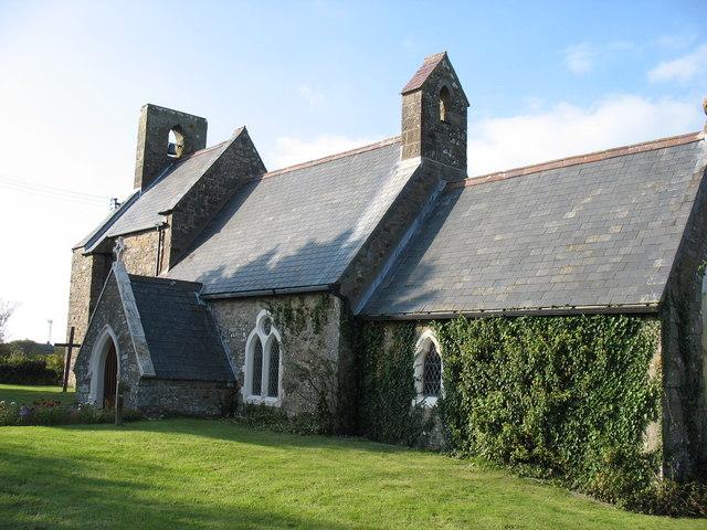 All Saints Church, Walton West