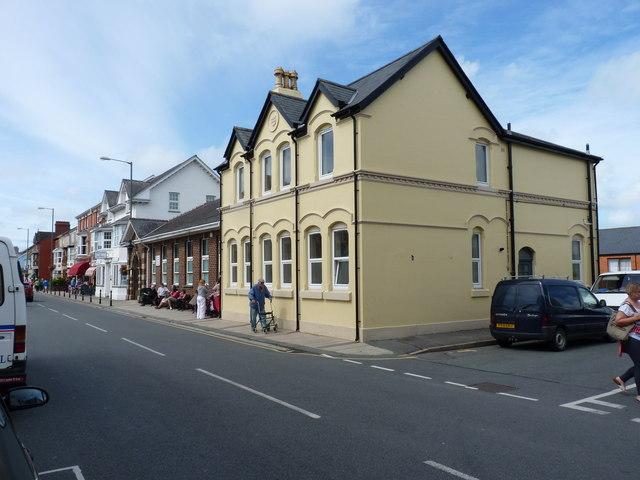 Tywyn Police Station