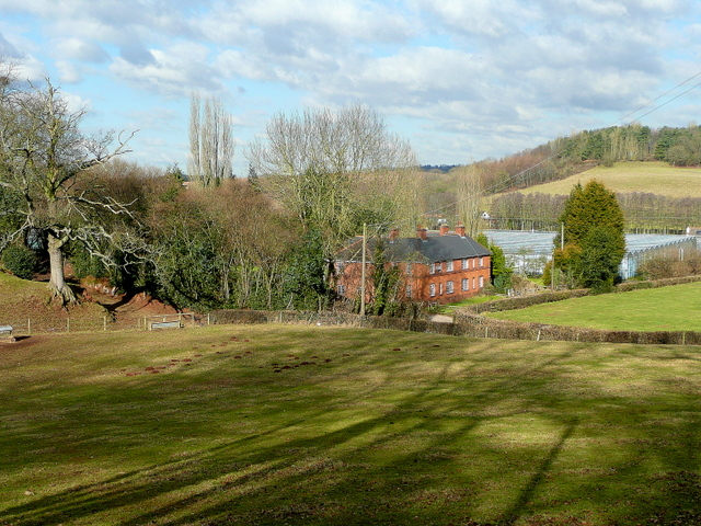 View over Ketford