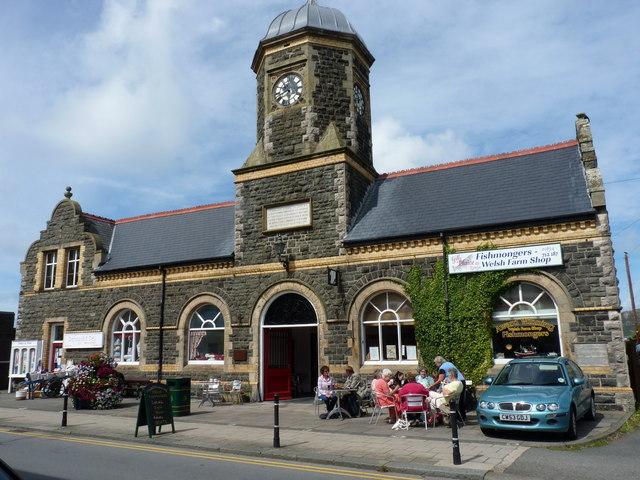Tywyn Market Hall