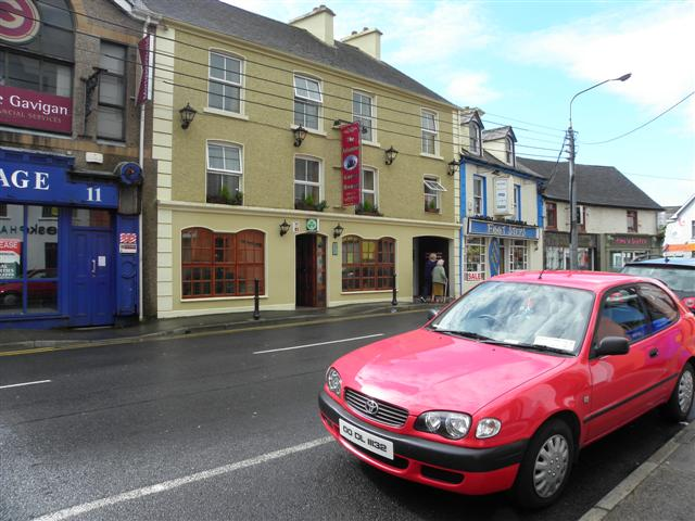 The Atlantic Guest House, Donegal Town