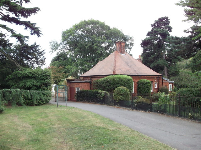 Avery Hill Campus, East Lodge