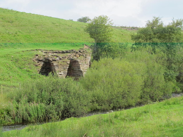 Lime kiln, nr Haltwhistle Burn