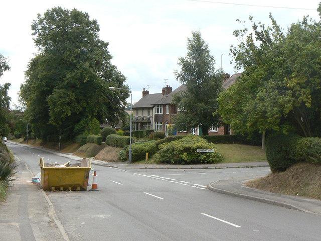 Main Road at Jumelles Drive