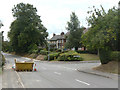 SK6049 : Main Road at Jumelles Drive by Alan Murray-Rust