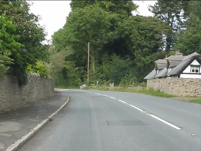 A4110 in Aymestrey