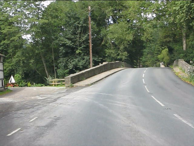 Aymestrey bridge