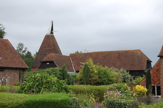 Vineyard Oast, Lamberhurst Down