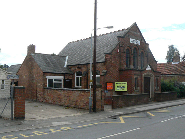 Baptist Church, Main Street
