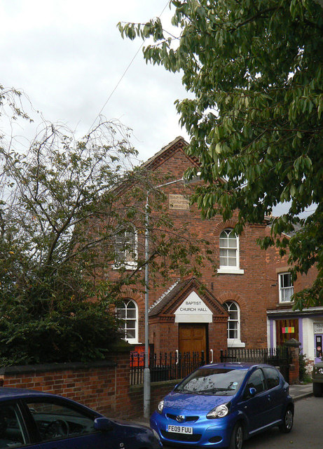 Baptist Chapel, The Nook