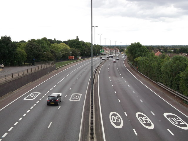 A2 East Rochester Way
