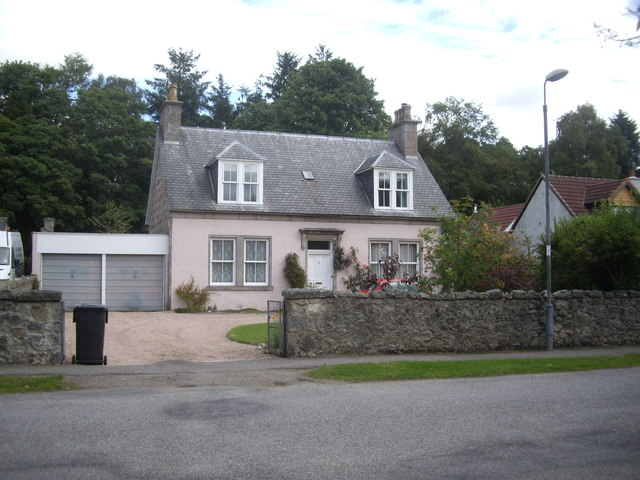 Cottage in William Street, Torphins