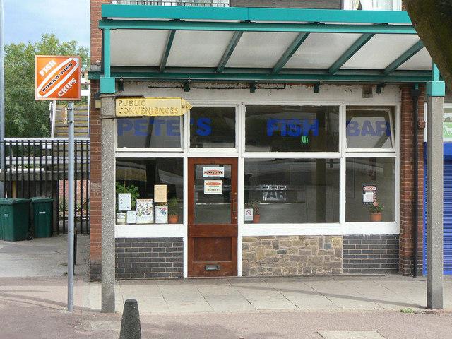 Pete's Fish Bar