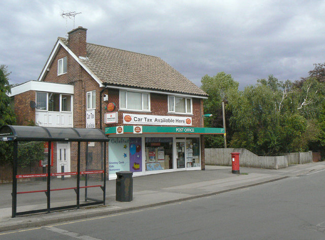 Calverton Post Office