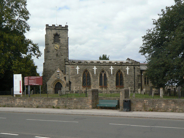 St Wilfrid's Church