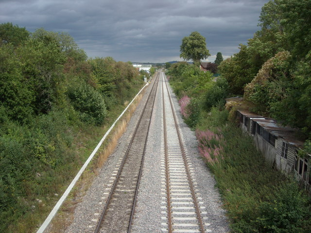 Worcester to Oxford Line