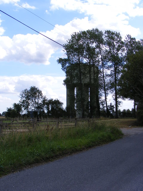 Swilland Water Tower