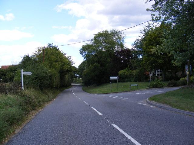 B1078 Swilland Road