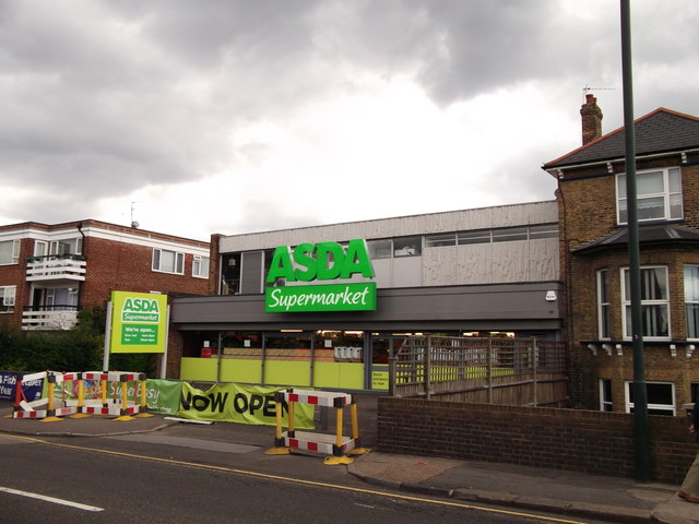 Asda Supermarket, Bexleyheath