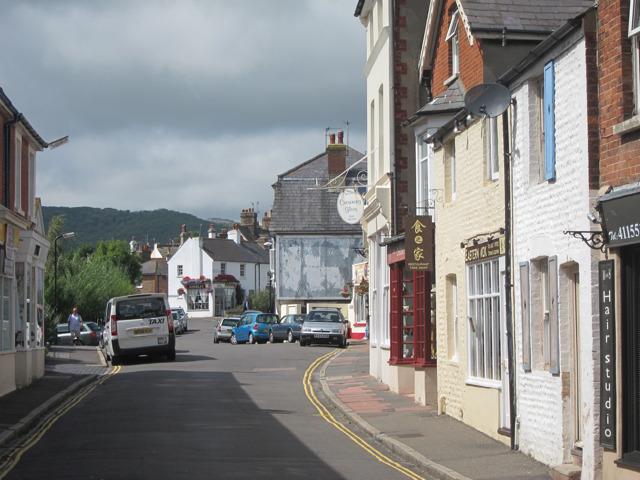 New Upperton Road