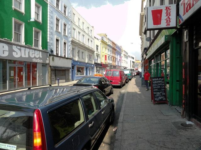 Folkestone, Tontine Street