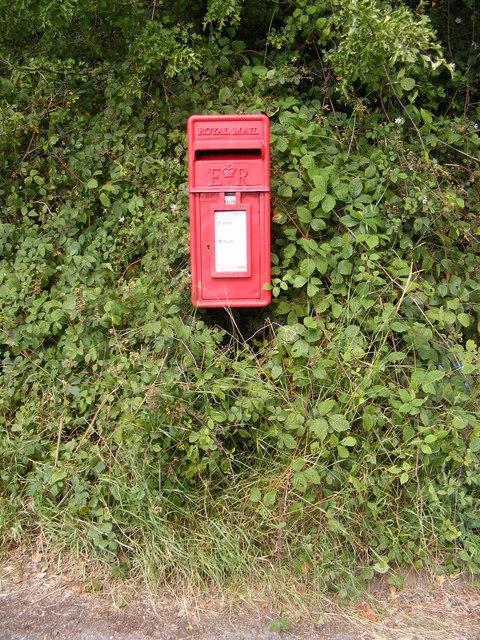 Burgh Corner Postbox