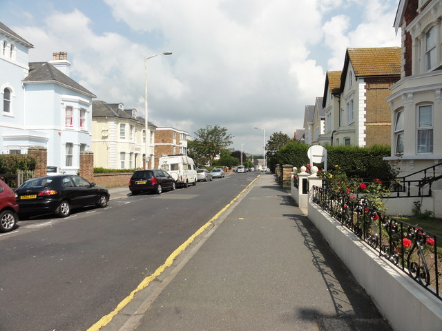 Folkestone, Shakespeare Terrace
